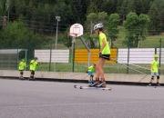 Sommercamp Rollertraining 11