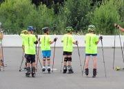 Sommercamp Rollertraining 14