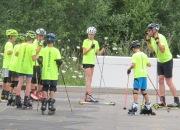 Sommercamp Rollertraining 6