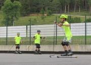 Sommercamp Rollertraining 12