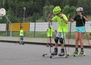 Sommercamp Rollertraining 18
